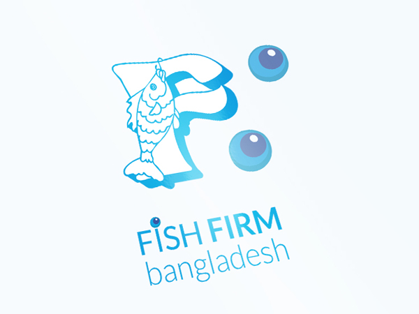 Fish Firm Logo Design