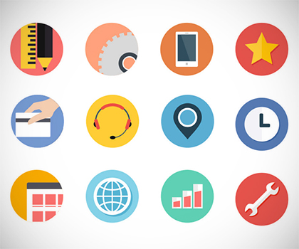 Modern Free Icons And Awesome Logo Designs For Inspiration