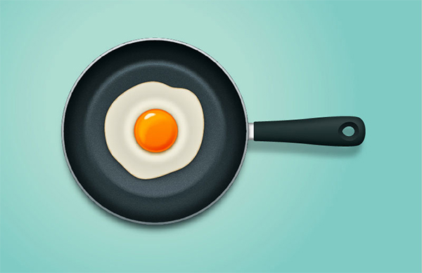 How to Create a Frying Pan in Adobe Illustrator