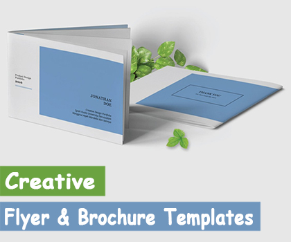 Awesome & Creative Flyers And Brochure Templates