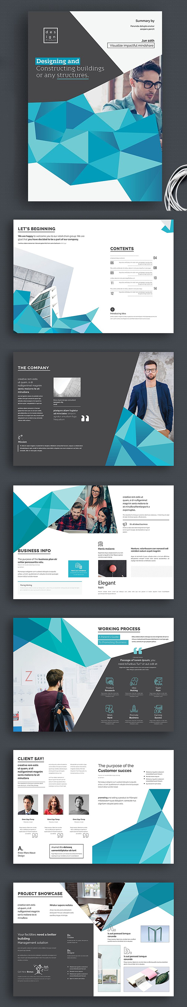 Creative Brochure Template