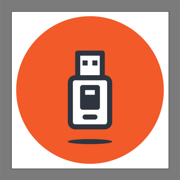 How to Illustrate a USB Icon in Adobe Illustrator