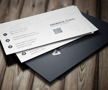 Professional & Creative Business Card Templates Design