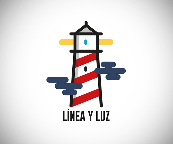 Logo design / Line & Light