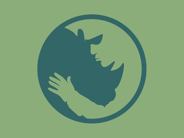 The Rhino Logo Design