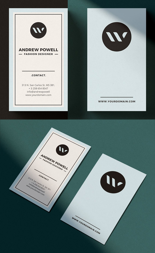 Beautiful Creative Business Card Templates Designs Graphics Design Graphic Design Blog