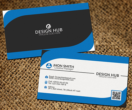 Beautiful & Creative Business Card Templates Designs