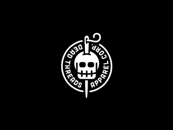 Dead Threads Logo
