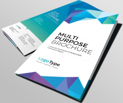 Modern Flyer Template Designs and Multi-Purpose Brochures