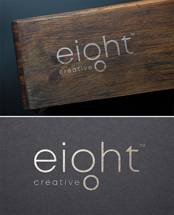 Eight Creative Logo