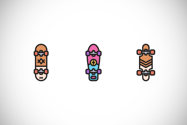 How to Create Skateboard Stickers
