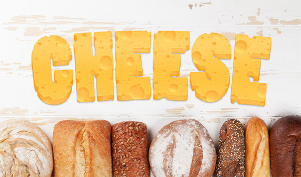 How to Create a Cheese Text Effect in Adobe Photoshop