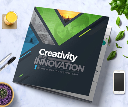 Post thumbnail of Creative Business Brochures Templates And Attractive Flyer Templates Design