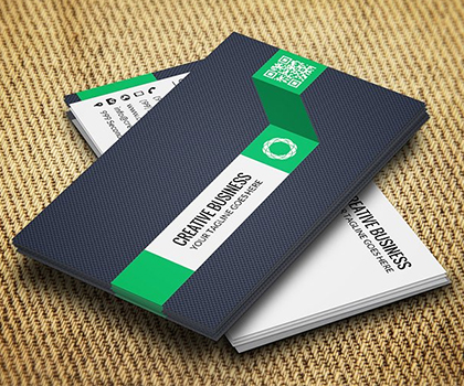 Attractive Hand-Picked Business Card Templates Designs