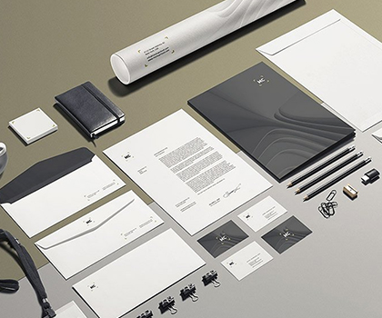 Creative Business Stationery PSD Mockups For Designers