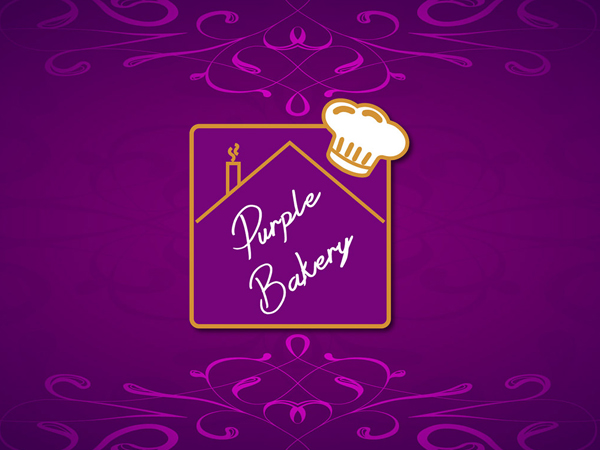 Purple Bakery Logo