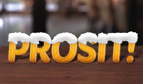 How to Create a Beer Text Effect in Adobe Photoshop
