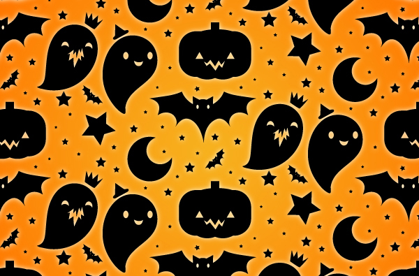 How to Make a Fun and Cute Halloween Pattern Vector