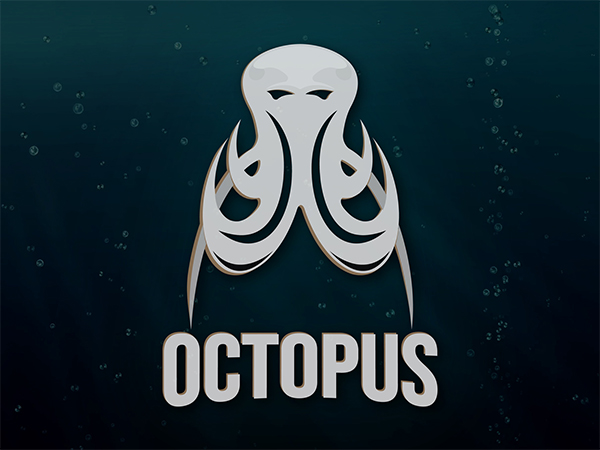 Octopus Logo Design