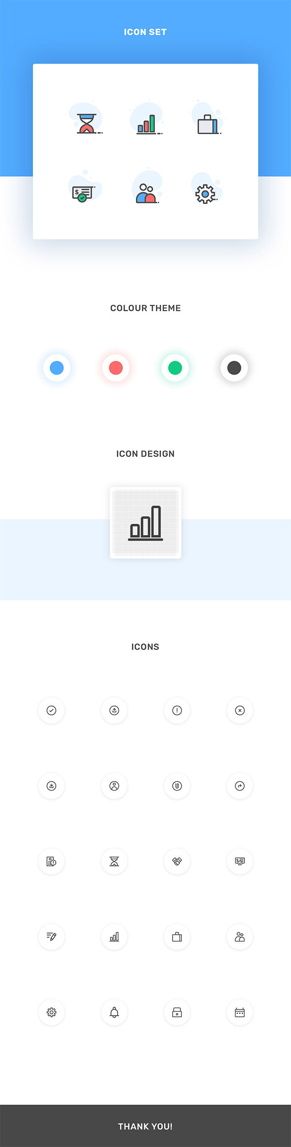 Icon Set - Free Download