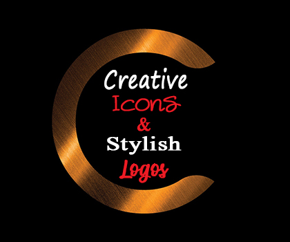 Free Download Modern Icons And Stylish Logo Designs For Inspiration