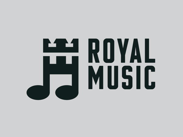 Royal Music Logo Design