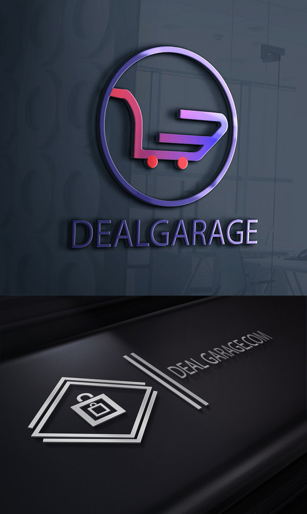 Shop and Store Logos