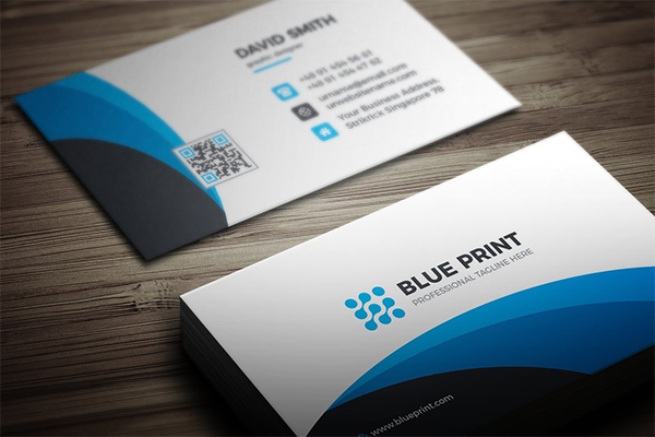 Clean & Simple Business_card_template