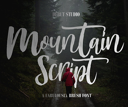 Stylish Hand-Picked Font Collection For Designers