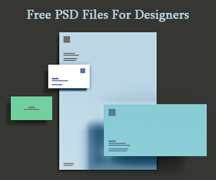 Post thumbnail of Amazing & Useful Free PSD Files For Designers