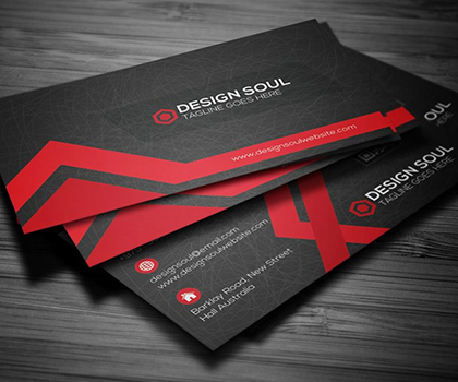 Awesome Collection of Modern Business Card Templates Designs