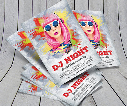 Creative Hand-Picked Flyer & Brochure Templates Designs