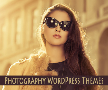 10 Awesome Photography WordPress Themes For Professionals