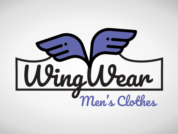 wing Wear Branding Creative Logo Design