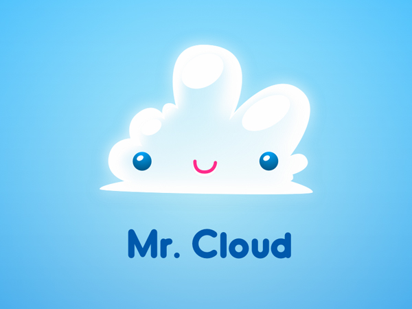 Mr Cloud Logo Design