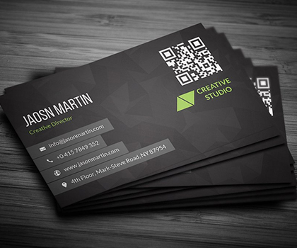 Modern & Stylish Business Card Templates Designs