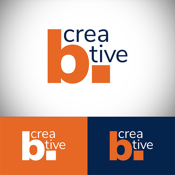 B Creative Logo Design