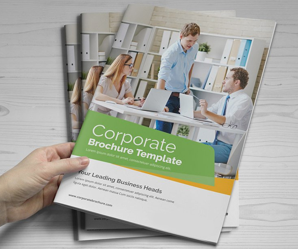 flyer_template_and_brochure