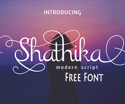 Free Font : Awesome Hand-Picked Free Fonts For Designers