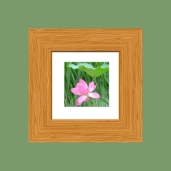 How to Create a Wooden Frame