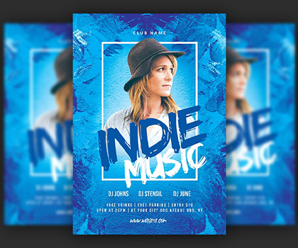 Post thumbnail of 15 Creative Multi-Purpose Flyer Templates