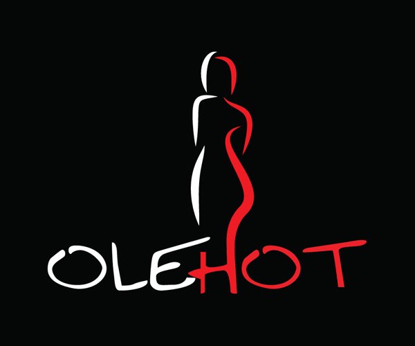 Olehot Fashion Event Logo Design