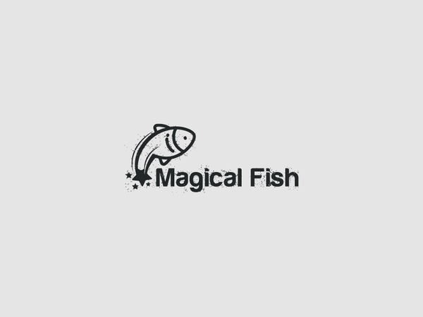 Magical Fish Logo Design