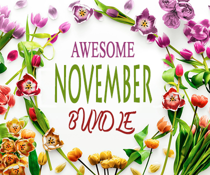 Awesome November Big Bundle For Designers (68 Creative Products)