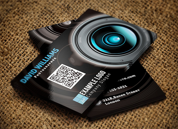 Perfect Photographer Business Card