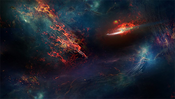 Create Epic Deep Space Photo Effect in Photoshop