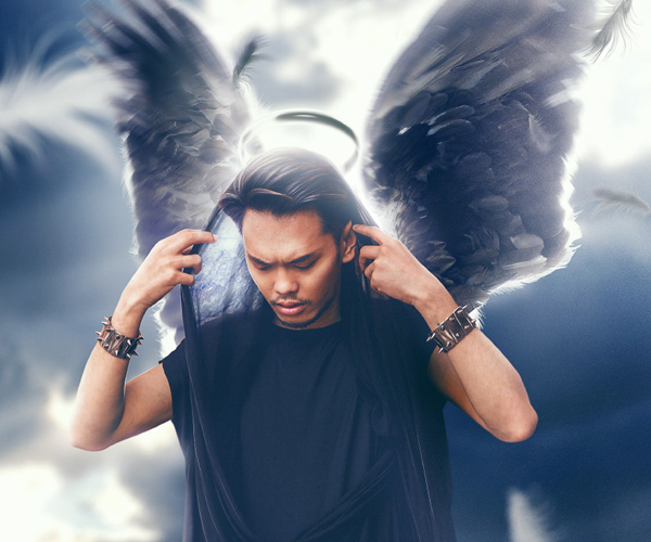 How to Create a Dramatic Angel Photo Manipulation in Photoshop