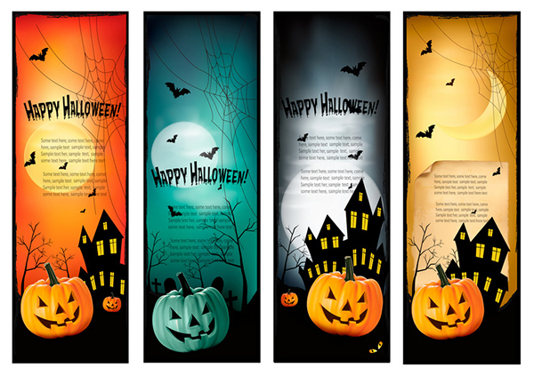 How to Draw a Halloween Banner in Adobe Illustrator