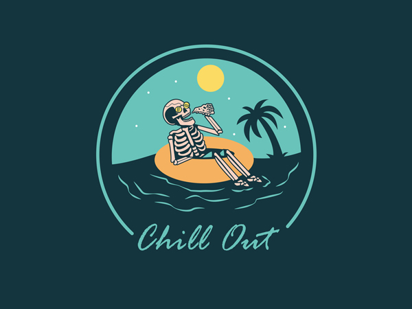 Chill Out Logo Design