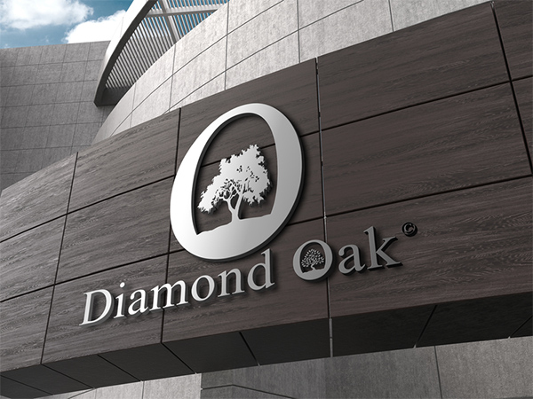 Diamond Oak Logo Design